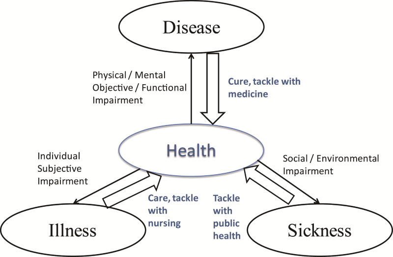 What Is Needed To Realize Universal Health Coverage The Meaning Of Health Revisited Published In Journal Of Global Health Reports